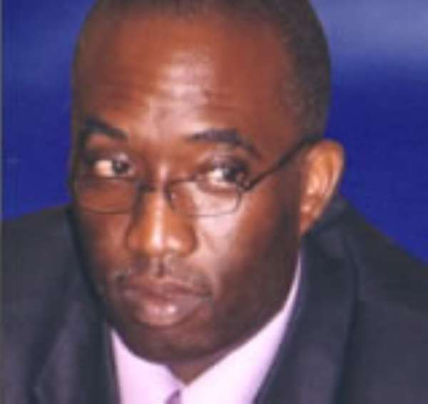 Chief State Attorney sacked