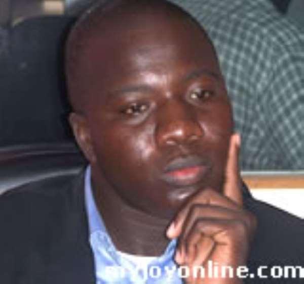 Deputy Trade and Industry Minister designate, Mahama Ayarigah