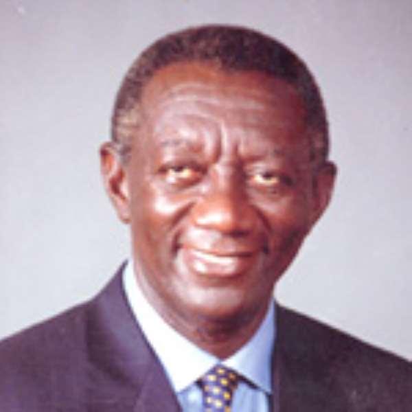 President John Agyekum Kufuor