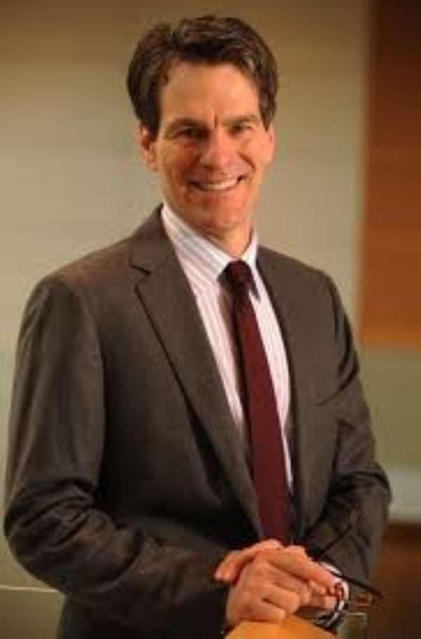 University of Chicago Booth School of Business Professor John Cochrane