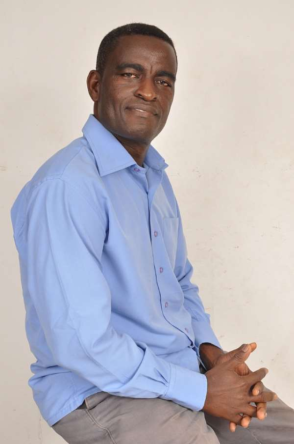 John Kwofie, country manager, SRK Consulting in Ghana