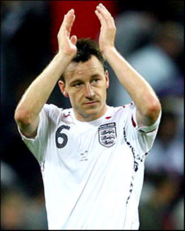 John Terry stripped of England captaincy by Capello