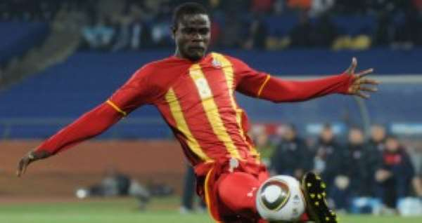 Jonathan Mensah is delighted over his return for the Black Stars