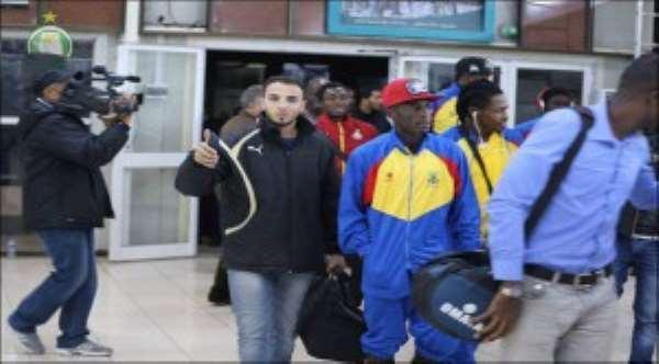 Famous Libyan journalist Khalifa Rammani berates Ghanaian side Hearts as 'weak' team