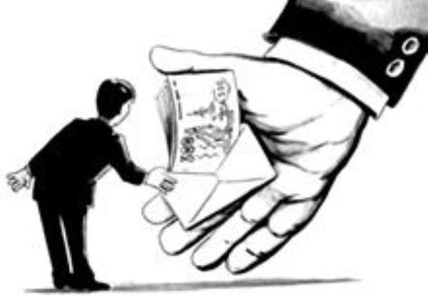 Corruption Makes You Rich: Use It?