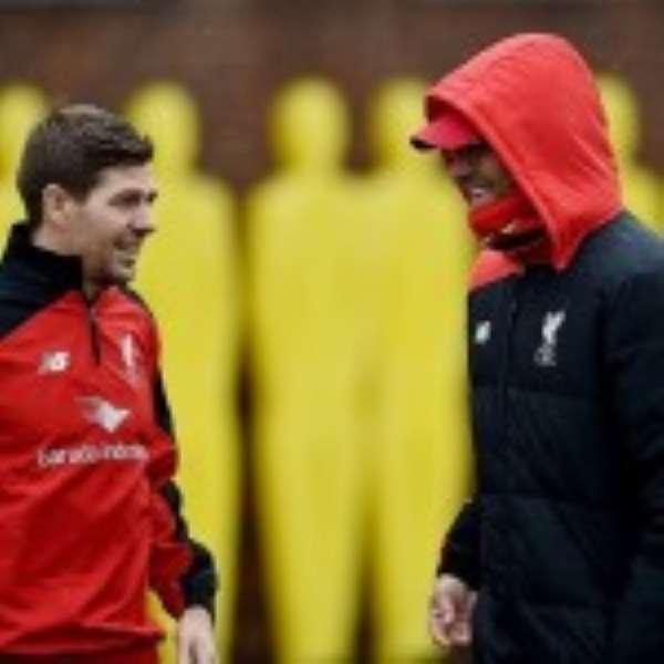 Gerrard Begs For Klopp