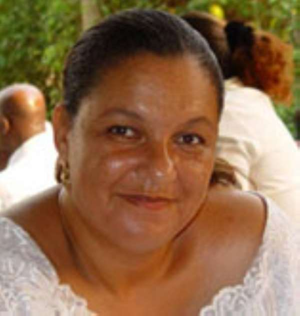 Hannah Tetteh, Trade and Industry Minister
