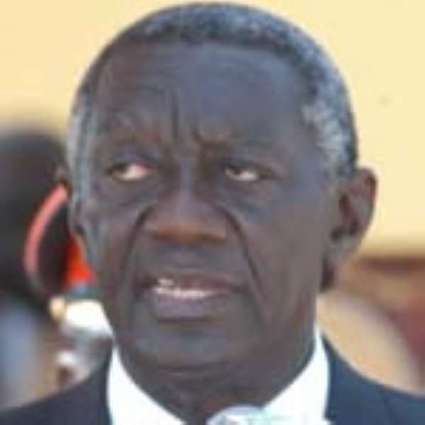 President John Agyekum Kufuor likely to answer questions on his involvement in the Vodafon deal