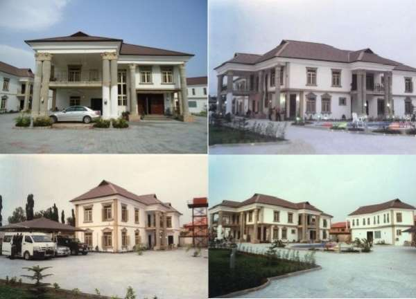 PHOTOS: K1 THE ULTIMATE COMPLETES COUNTRY HOME IN IJEBU-ODE