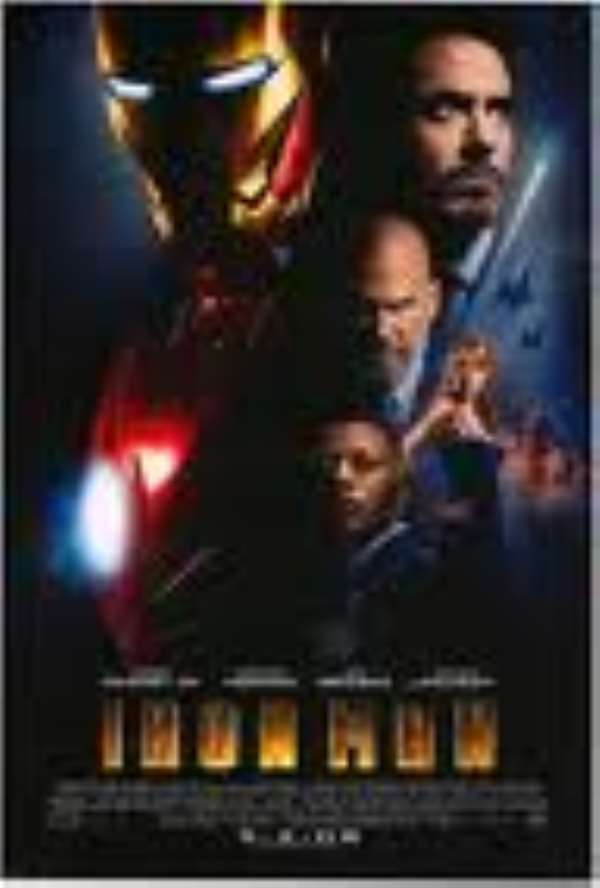 Iron Man 2: Man, Machine, Mayhem