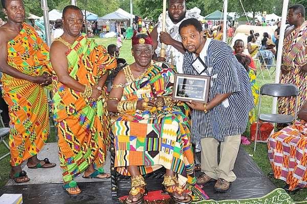 Mr. CNN, The 3G Mogul Honored At GhanaFest 2013
