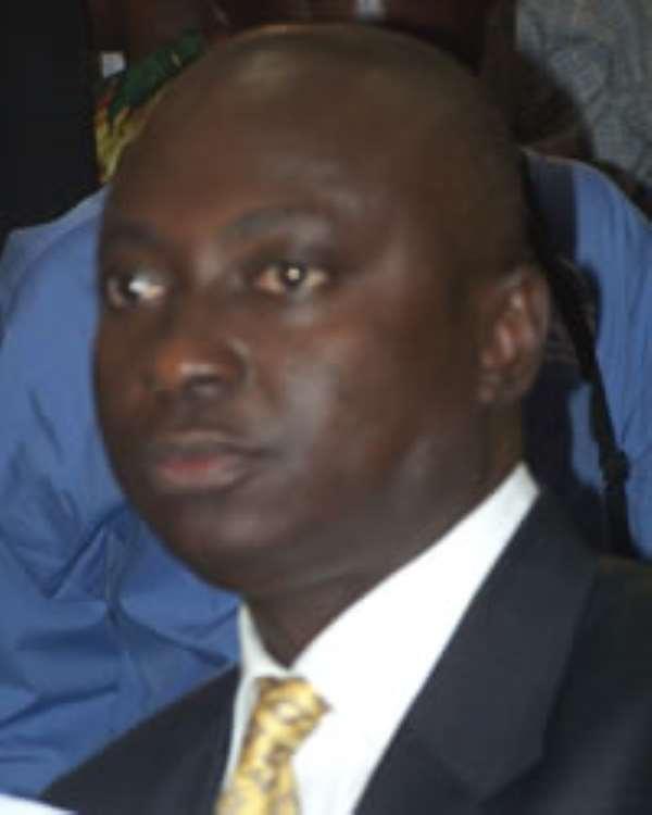 Atta Akyea, MP for Akyem Abuakwa