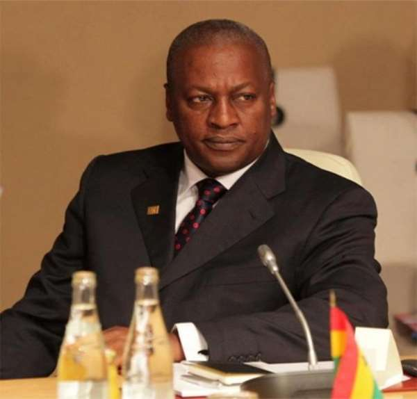 Youthful President A Total Disappointment, NDC/NPP Should Be Rejected