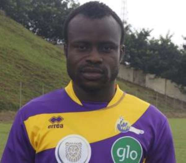 Medeama's Kabiru Imoro fully fit after being on the sidelines for two seasons