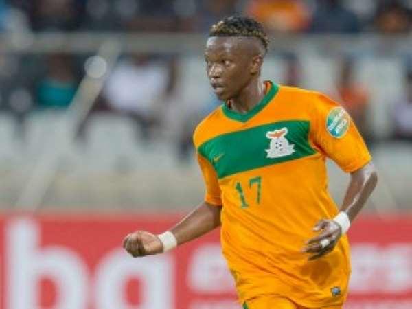Zambia midfielder Kalaba wants Ghana to honour ex-Black Stars coach Kwesi Appiah