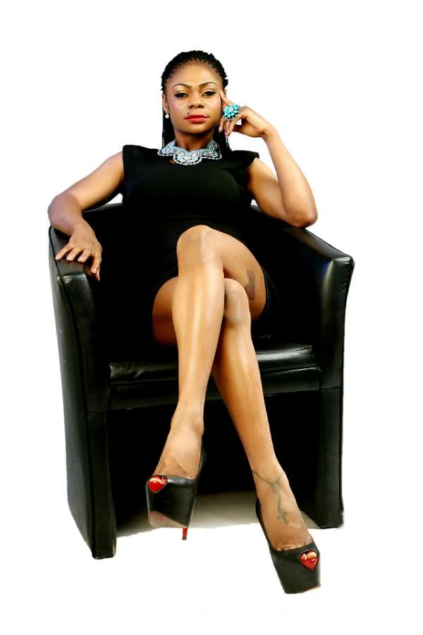 Karen Igho host's former BBA Housemates in Amplified Birthday Party!