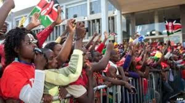 Kenya gets new President as they criticize Ghanaian judicial process