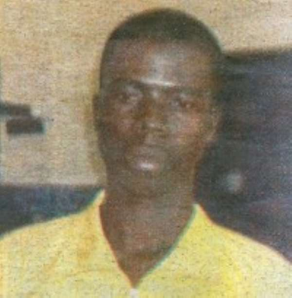 The killer truck driver, Mohammed Abass