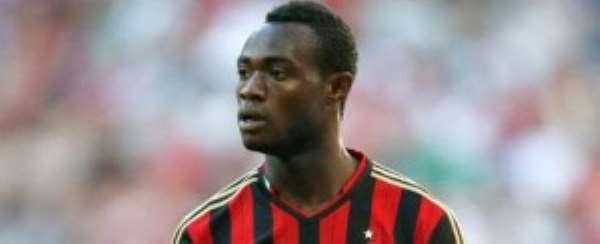 Kingsley Boateng has been impressive for AC Milan in pre-season