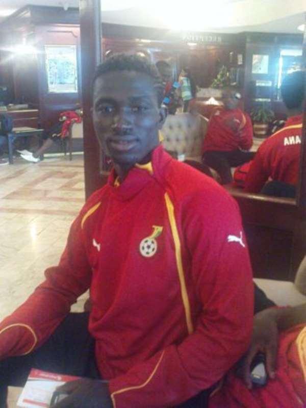 Baffour takes goal tally to 19