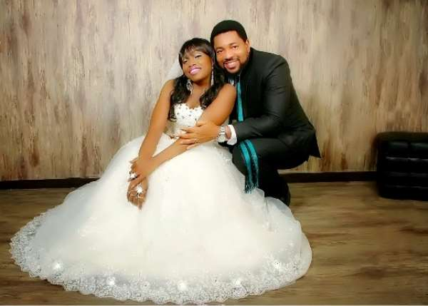 kefee releases pictures from her court wedding