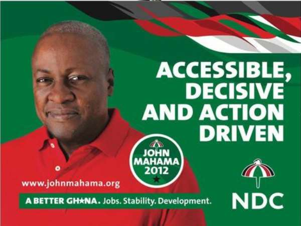 NDC Will Again Win The Elections In 2016. Period!
