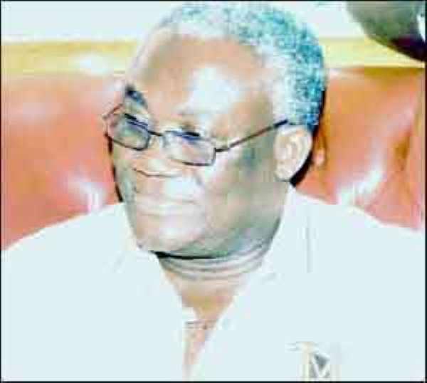 Kofi Asamoah - TUC Secretary General