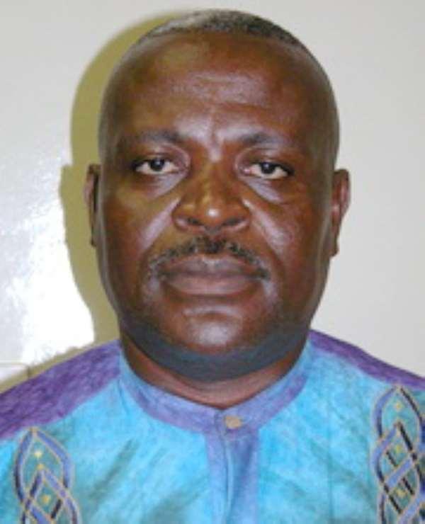Kofi Manu, Acting Chairman of Auana Stars