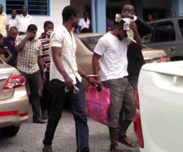 Drama Over Koforidua Robbers Trial