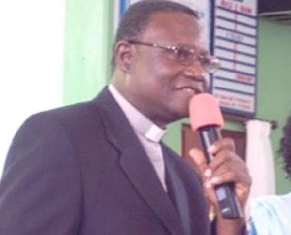 Most Rev. Prof Emmanuel Asante