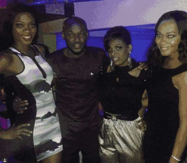 Photos From Annie Idibia's Welcome Party