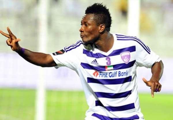 Asamoah Gyan accuses Al Hilal's midfielder of racial abuse