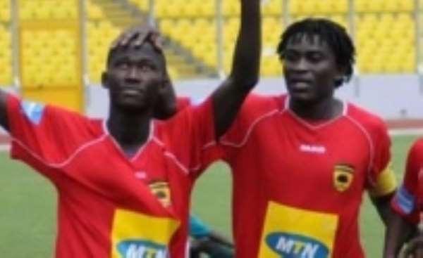 Kotoko slip at Ittihad in Confed Cup