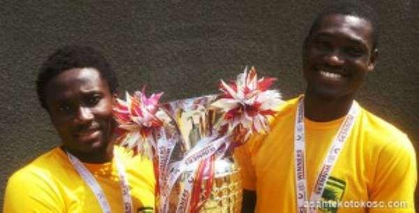 Kotoko back in Kumasi after G6 heroics