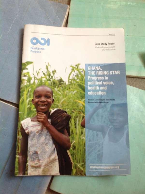 Overseas Development Institute Launches Report