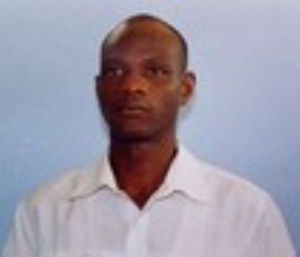 Man Arrested At Akuafo Hall