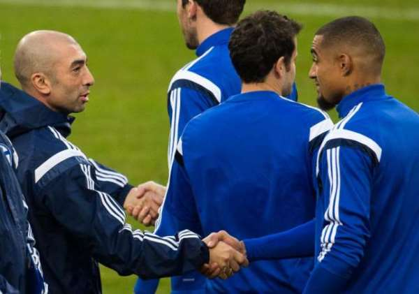 Schalke for life: Di Matteo eager to keep Kevin-Prince Boateng