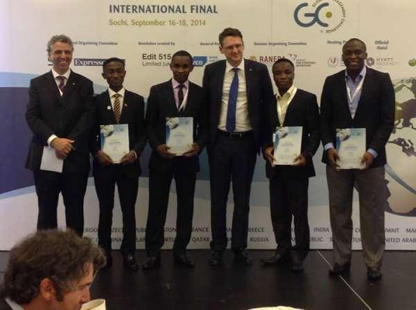 Global Management Challenge International Finals: Ghana And VVU's Performance