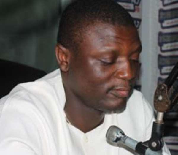 Mr Kofi Adams