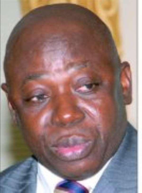 Alhaji Mohammed Mumuni - Ghana's Foreign Minister
