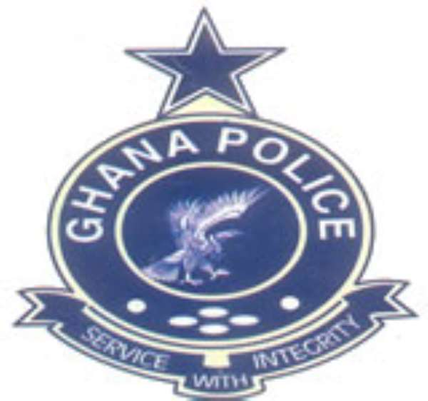 Police arrests five robbers in Northern Region