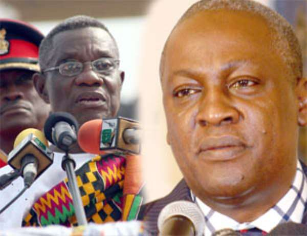 President Mills must step down for Mahama Now!