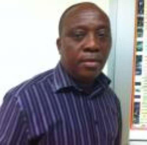 Confirmed: Kudjoe Fianoo to contest GHALCA chairmanship