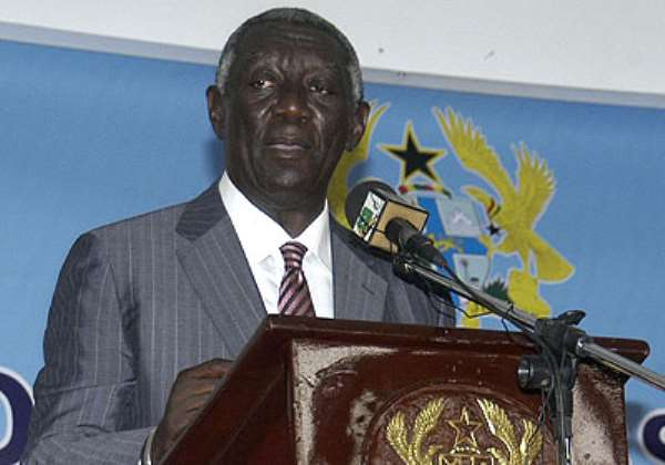 Let's Join Hands In The War Against Corruption-President