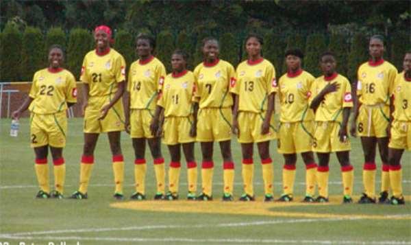 Ghana team short on support