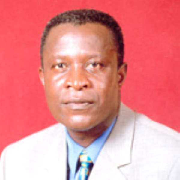 Mr Kwadwo Baah-Wiredu, Minister for Finance and Economic Planning