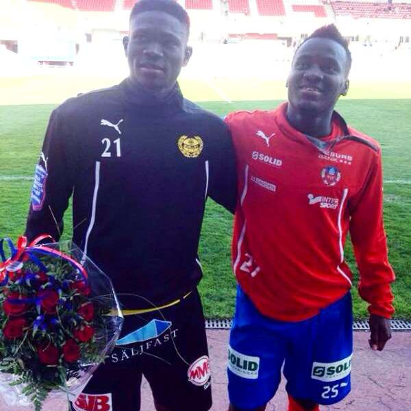 Swedish side IFK Goteborg seeking to sign Ghanaian youngsters after impressive landmarks by Accam, Waris and Co.