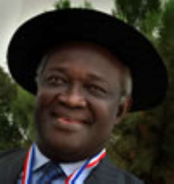 Kwamena Ahwoi Prof