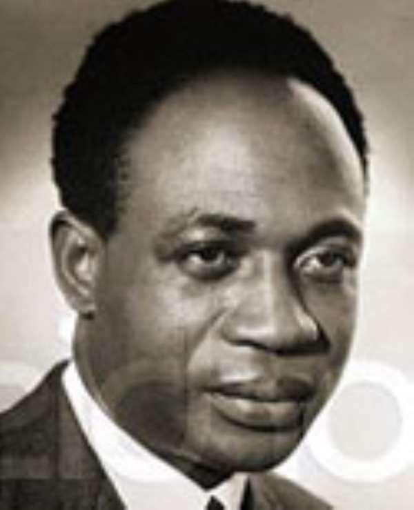 Afreh calls for Nkrumah`s funeral celebration... In the face of Ghana`s Golden Jubilee
