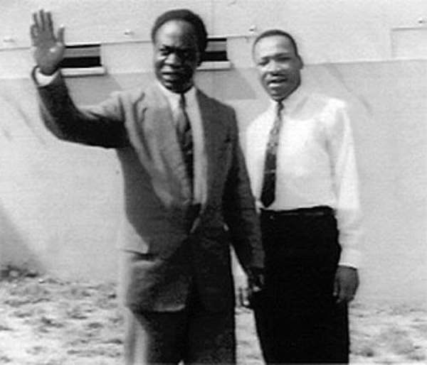Onsy Nkrumah Writes: 4 Salutes On Ghana's Independence Day